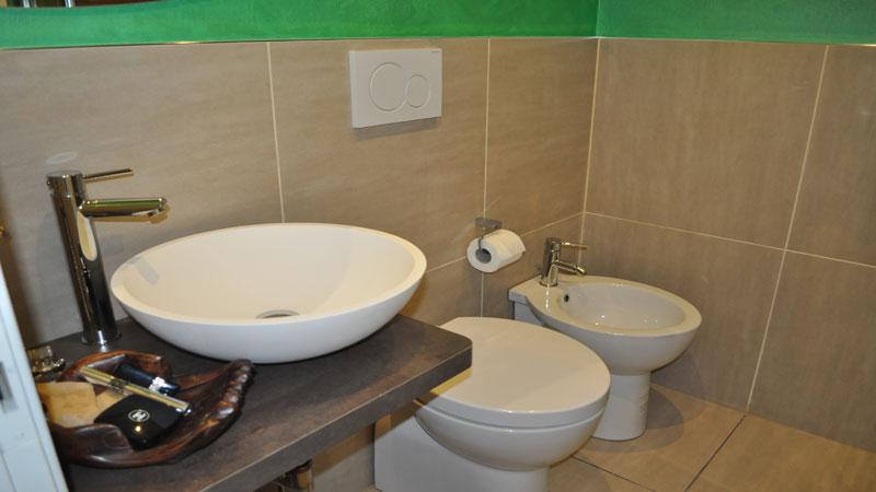 bagno camera comfort doppia