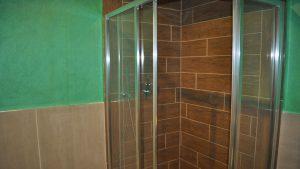 doccia camera comfort doppia