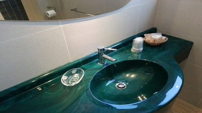 bagno lusso riccione