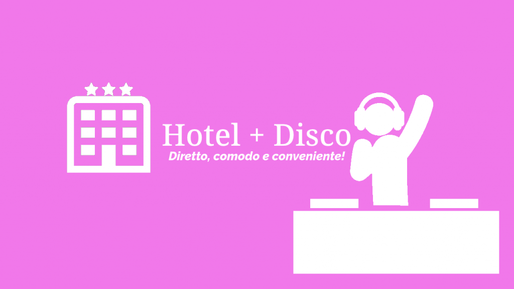 hotel riccione + disco